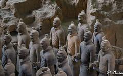 XIAN (RLuna (Charo de la Torre)) Tags: asia china xian museo cultura arte guerrerosdeterracota viaje vacaciones luna rluna1982 photo canon instagramapp eos multicolor igersmadrid igerspain igers igersspain