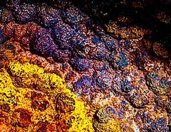 Druse, geode (petermüller21) Tags: macromondays rock