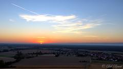 Lever du soleil sur la plaine Alsacienne (Bob_Reinert) Tags: alsace basrhin france french bobreinert lever soleil sunrise nature nikon ciel sky paysage landscape