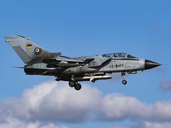 Luftwaffe | Panavia Tornado ECR | 46+56 (MTV Aviation Photography (FlyingAnts)) Tags: luftwaffe panavia tornado ecr 4656 panaviatornadoecr germanairforce gaf rafconingsby coningsby egxc canon canon7d canon7dmkii