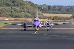 G-MAJK (Rob390029) Tags: flybe eastern airways british aerospace jetstream 41 gmajk newcastle airport ncl egnt