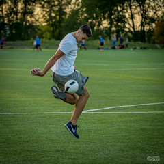 20180913 Pavle - 13 september 2018 - 11 (OskarB_65) Tags: barn children football fotboll humans laughter människor portait porträtt skratt smile sommar stockholm training solnakommun stockholmslän sverige se