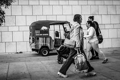 Passing Strangers (gwpics) Tags: england british greatbritain mono people southampton streetphotography uk english britain editorial everydaylife hampshire hants lifestyle monochrome person socialcomment socialdocumentary society streetscene streetphotos streetpics unitedkingdom bw blackwhite blackandwhite street streetlife