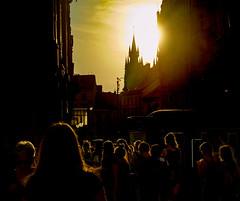 Photo (BadSoull) Tags: photo europe nikon trip streetphoto sunset sun evening people street