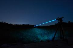 _1280701 (AD_LPF) Tags: laserphotography laserart rgblaser sanwurgb sanwu sanwulasers longexposure beamshot beamexpander nightphotography nightsky