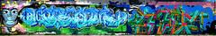 graffiti in Amsterdam (wojofoto) Tags: amsterdam nederland netherland holland graffiti streetart ndsm wojofoto wolfgangjosten sjembakkus sjem