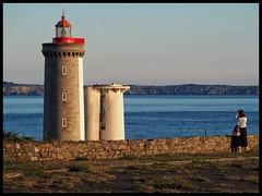 (Bruno Cosnard) Tags: lepetitminou brest phare lighthouse sea mer patrimoine cote coast