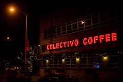 Colectivo Coffee (Thomas Hawk) Tags: america collectivecoffee milwaukee usa unitedstates unitedstatesofamerica wisconsin coffee neon fav10 fav25 fav50