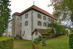 Schloss Haltenbergstetten in Niederstetten