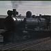 Peterborough - South Australia loco SAR T50 coming off turntable (mb-s002-20)