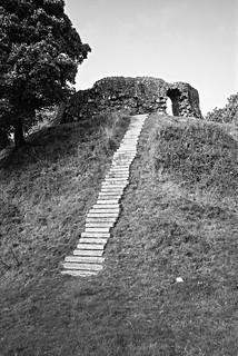 L2018_3566 -  - Wiston Castle, Pembrokeshire, Wales