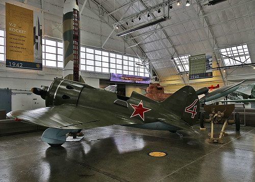 Polikarpov I-16 Type 24 Rata