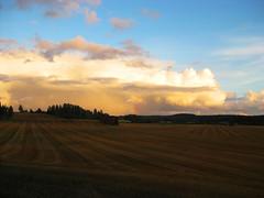 IMG_6467a (SeppoU) Tags: suomi finland lohja maisema landscape ilta evening syyskuu september 2018 veteraanikamera veterancamera canon ixus 80is