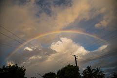 Después de la tormenta #InspiraciónBdF76 (rfabregat) Tags: tormenta varadero cuba trópico tropical caribe caribbean arcoiris rainbow travel nikon nikond750 d750