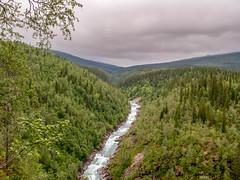 Stormdalsåga-utsikt (j-as31) Tags: utsikt fossefall stryk stormdalen foss bratt stormdalsåga fjelldal