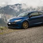 Renault Megane 3 RS Blue Extreme thumbnail