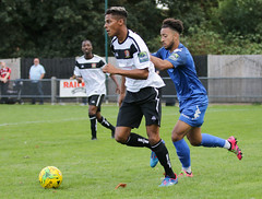 Molesey 0 Lewes 0 FAC 25 08 2018-407.jpg (jamesboyes) Tags: lewes molesey football soccer fussball calcio voetbal amateur facup tackle pitch canon 70d dslr