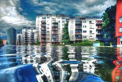 Paleiskwartier (Fr@nk ) Tags: architecture reflections water paleiskwartier holland frnk rec0309 august summer 2018 sonya7r canonfd28mm europe hdr classicchrome netherlands mf uiop ddtag5 europ12
