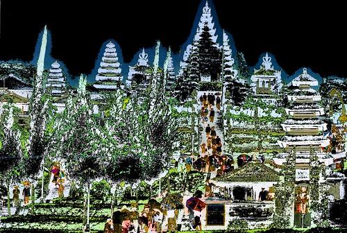 Indonesia - Bali - Besakih Ceremony - 7dd