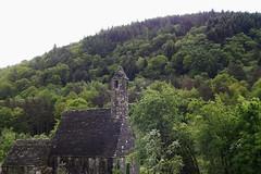 St Kevin's Church (sean.sorber) Tags: woods trees church mountain nature stone glendalough wicklow ireland irish