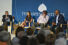 McCloskey Speaker Series: The Future of Conservatism and the Republican Party in the Age of Trump (The Aspen Institute) Tags: trump finley gop goldberg steele edwards rnc