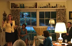 """Jennifer Wexton for Congress fundraiser in McLean • <a style=""""font-size:0.8em;"""" href=""""http://www.flickr.com/photos/117301827@N08/42664027660/"""" target=""""_blank"""">View on Flickr</a>"""
