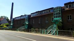 Industrial living (david_m.hn) Tags: building gebäude industry industrie apartment flat wohnraum hesse deutschland germany