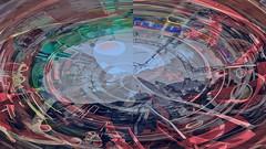 BaikalReise 75h (wos---art) Tags: bildschichtung russland transsibirische eisenbahn historisch ausgemustert stillgelegt schrottplatz ausgestellt präsentiert maschinengeschichte