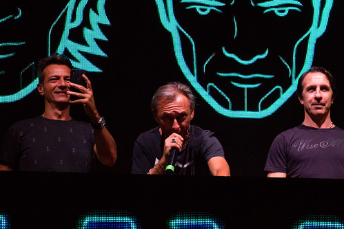 DEEJAY TIME live (Padova 9 Settembre 2018)