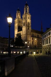 Church in Zürich