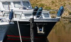 Dutch Boat Names at Veere (82) (bertknot) Tags: funnyboatnames dutchboatnames leukebootnaam leukebootnamen veere