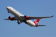 A330 G-VLUV London Heathrow 13.09.18 (jonf45 - 4 million views -Thank you) Tags: a330 london heathrow airport egll lhr airliner civil aircraft jet plane flight aviation virgin atlantic airways airbus a330343e gvluv