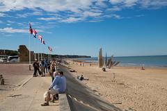 Omaha Beach (rashulo) Tags: omahabeach dday canon6dii normandie france
