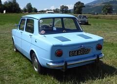 1962 Simca 1000 (Spottedlaurel) Tags: simca 1000