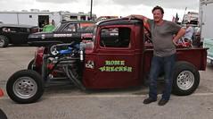 2X9C0328 (Bill Jacomet) Tags: funny car chaos 2018 denton tx texas northstar dragway north star drag way racing dragracing