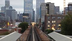 Looking East into the West Loop (hrc_oakpark) Tags: chicago westloop fultonmarket ilcook cta
