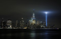 A Day to Remember #52 (Keith Michael NYC (4 Million+ Views)) Tags: hoboken newjersey nj 911 911memorial tributeinlight newyorkcity newyork ny nyc oneworldtradecenter worldtradecenter 1wtc wtc