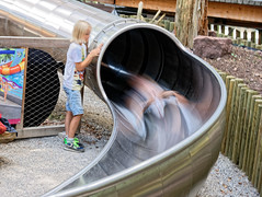 Fast slide (Nikolaos Gavrilakis) Tags: gavrilakis nikon d750 24120 bavaria baumwipfelpfadschwarzwald baumwipfelpfad schwarzwald fast slide ταχύτητα τσουλήθρα νίκοσγαβριλάκησ