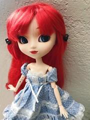 ophelia - pullip kirsche (angelwxngs) Tags: ophelia junplanning planning jun jp kirsche obitsu doll pullip