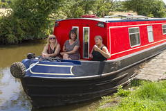IMG_2229 (Kev Gregory (General)) Tags: tour four counties ring gaily stoke staffordshire warwickshire trent mersey canal trip caldon leek tunnel england narrow boat narrowboat kev gregory black buck holiday vacation water country countryside waterways uk midlands cruise cruising locks boating