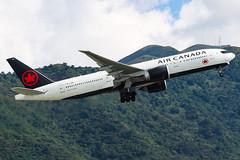 C-FIUJ^AirCanada^NewLivery^R (Dorlok) Tags: boeing777200lr