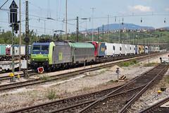 BLS Re 485 013 Weil am Rhein (daveymills37886) Tags: bls re 485 013 weil am rhein baureihe bombardier traxx rola