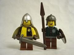 Medieval soldier test (fdsm0376) Tags:
