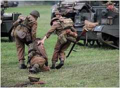 Military Odyssey 2018 (pg tips2) Tags: military odyssey 2018 militaryodyssey2018 reenactors reenactment wwii britisharmy