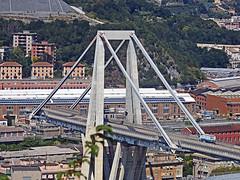 18082221238belvedere (coundown) Tags: genova crollo ponte morandi pontemorandi catastrofe bridge stralli impalcato piloni vvf autostrada