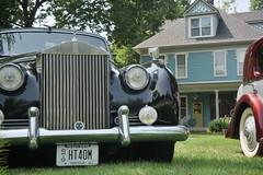 DSC_5407 (jd_vette) Tags: classics lawn oakwood ohio dayton cars vintage rolls royce silver cloud i 1957