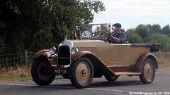 Citroën B2 Torpédo 1924 (XBXG) Tags: ar7721 citroën b2 torpédo 1924 cabriolet cabrio convertible roadster tourer 99 jaar 99jaarcitroën eiland van maurik 2018 buren betuwe gelderland nederland holland netherlands paysbas vintage old classic french car auto automobile voiture ancienne française vehicle outdoor