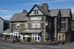 Yewdale Inn, Coniston, Cumbria (Adam Bruderer) Tags: camra pub publichouse beer realale cumbria coniston