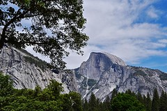 Half Dome (AntyDiluvian) Tags: california mariposa yosemite yosemitenationalpark park nationalpark valley yosemitevalley halfdome