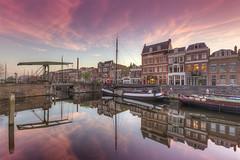 Rotterdam Delfshaven (Rob Kints (Robk1964)) Tags: delfshaven nederland netherlands rotterdam zuidholland afterglow avondrood serenity sereen rust calm